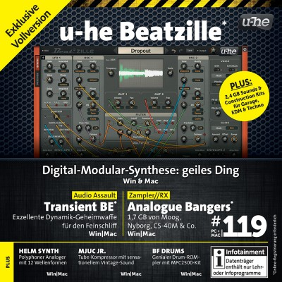 Beat #119 - 11/15