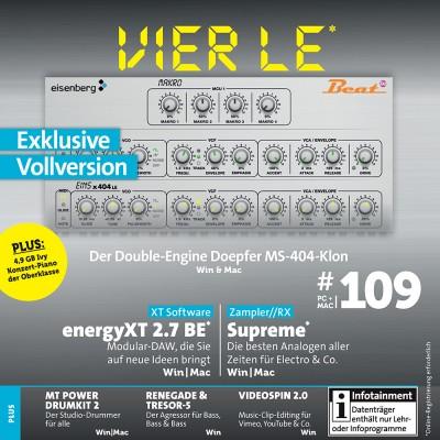 Beat #109 - 01/15