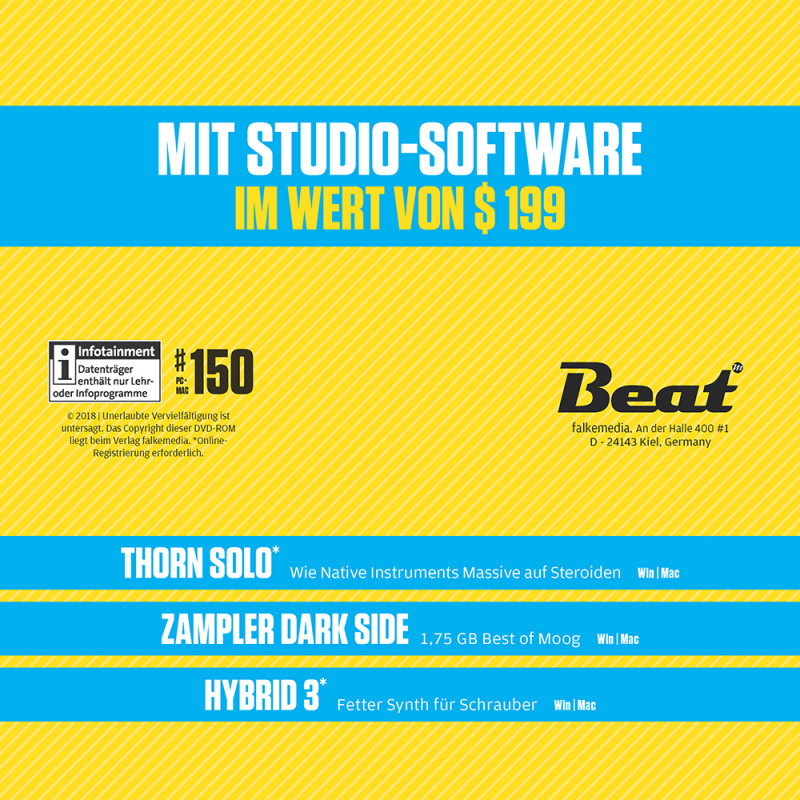 Beat #150 - 06/18