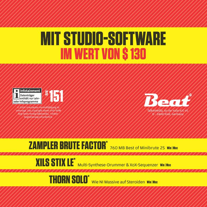 Beat #151 - 07/18