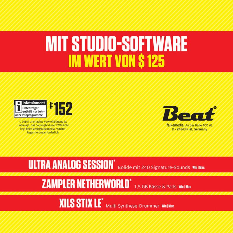 Beat #152 - 08/18
