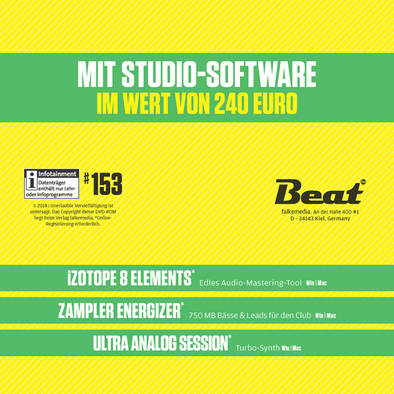 Beat #153 - 09/18