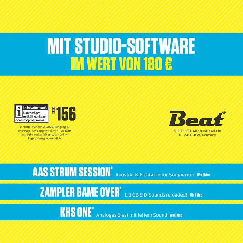 Beat #156 - 12/18