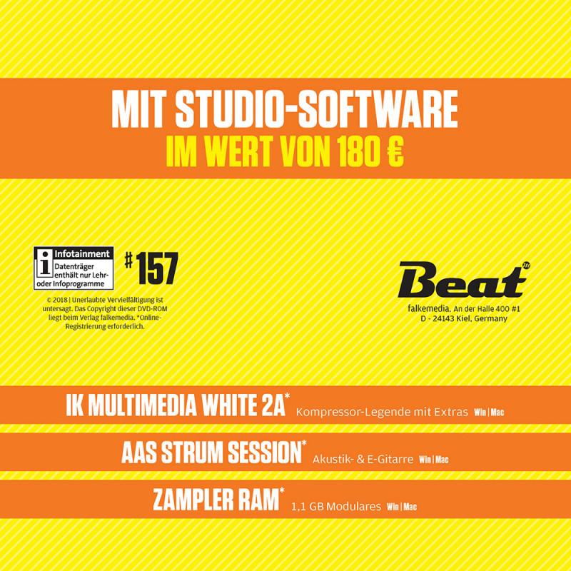 Beat #157 - 01/19
